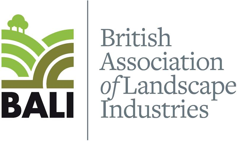Landscapers in London BALI logo