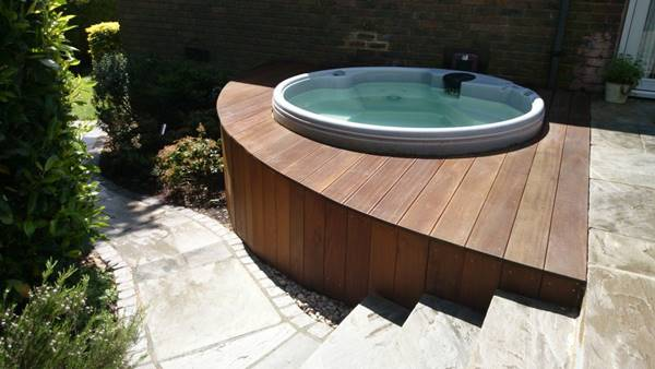 London Hot Tub Installation