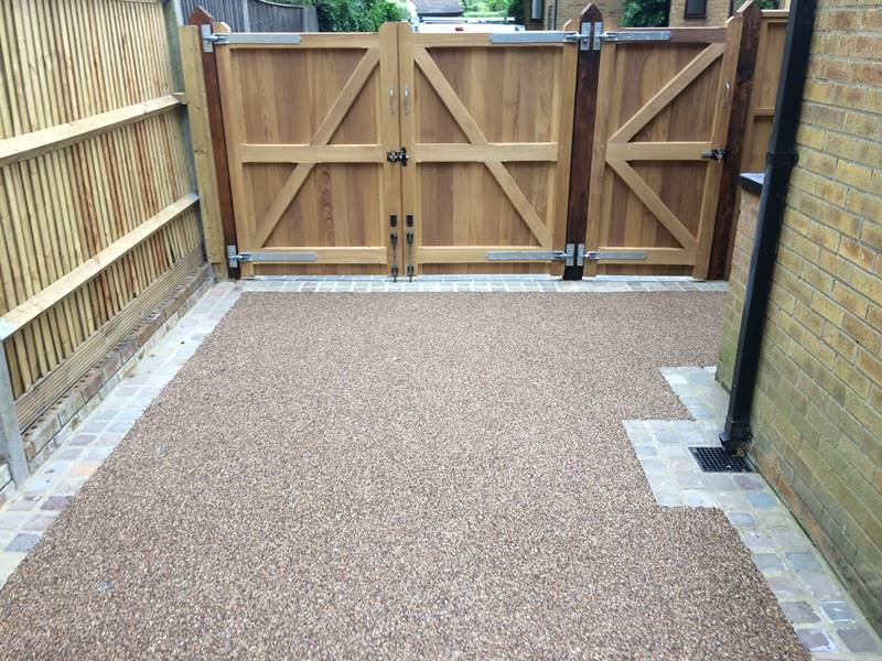 Resign Bonded Driveways London