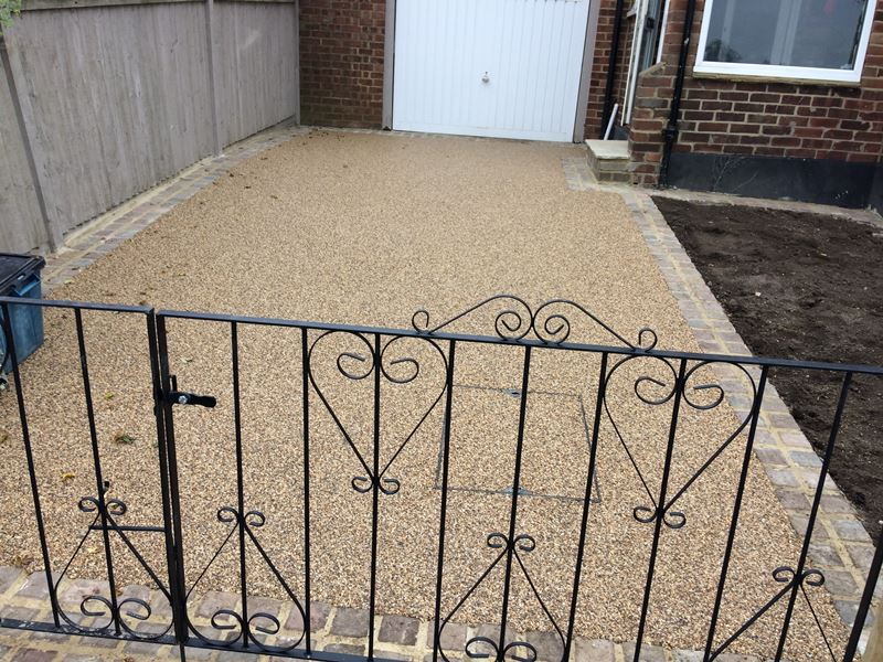 Resin Driveway West Norwood