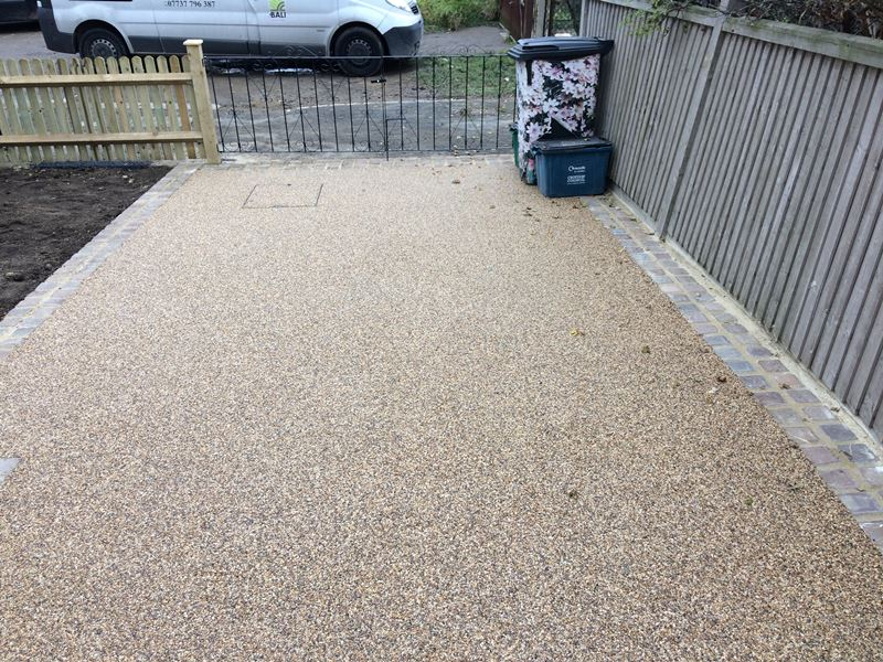 Resin Driveway West Norwood 1