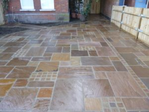 Sand Stone Driveways South London